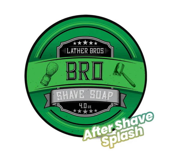 Lather Bros. - Aftershave Splash - Bro