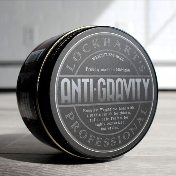 Lockhart's Anti-Gravity Matte Paste Firm