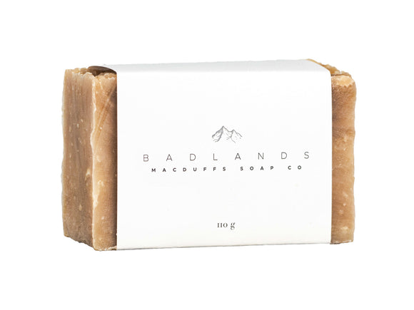 MacDuffs Soap Co. - Beer Soap - Badlands