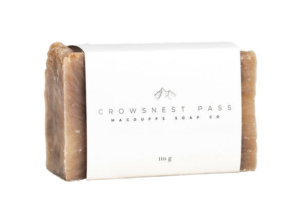 MacDuffs Soap Co. - Beer Soap - Crowsnest Highway