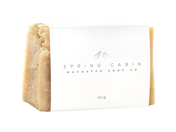 MacDuffs Soap Co. - Beer Soap - Spring Cabin