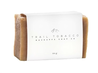 MacDuffs Soap Co. - Beer Soap - Trail Tobacco