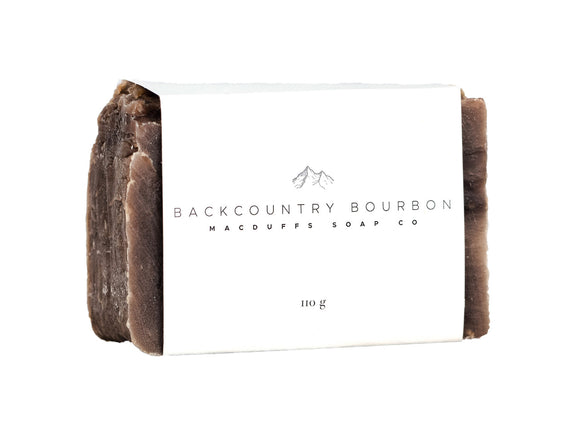 MacDuffs Soap Co. - Beer Soap - Backcountry Bourbon