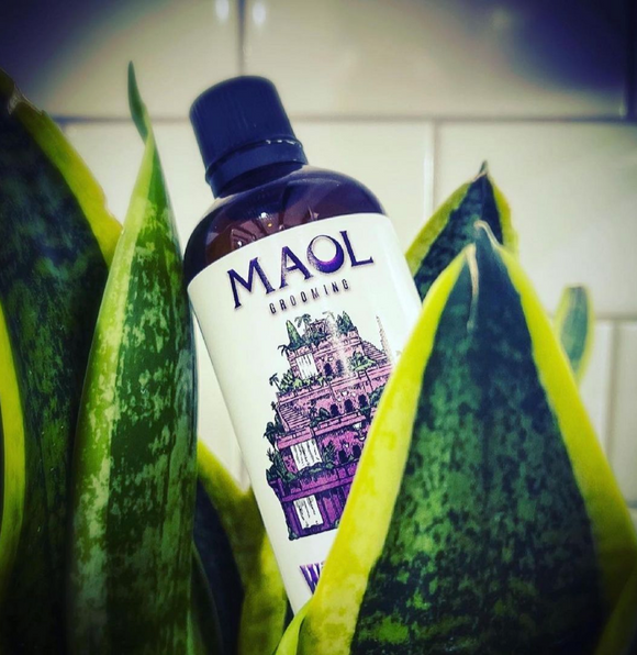 Maol Grooming - Aftershave Splash - Wilde Flowers