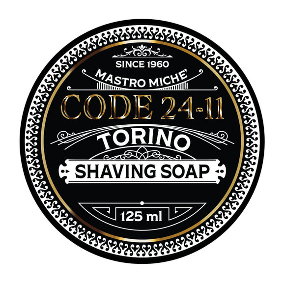 Mastro Miche - shaving soap - Code 24-11 - 125ml