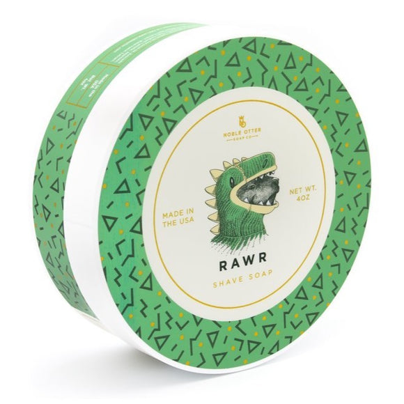 Noble Otter - Shave Soap - RAWR
