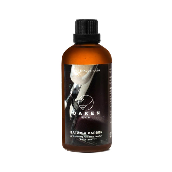 Oaken Lab - Aftershave Splash - Batavia Barber