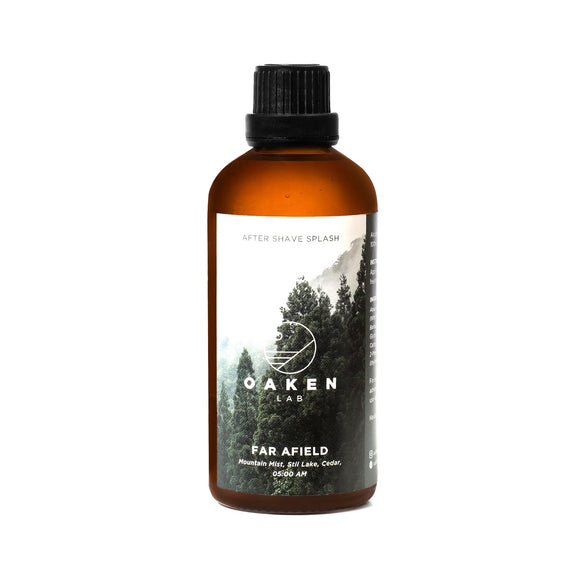 Oaken Lab - Aftershave Splash - Far Afield