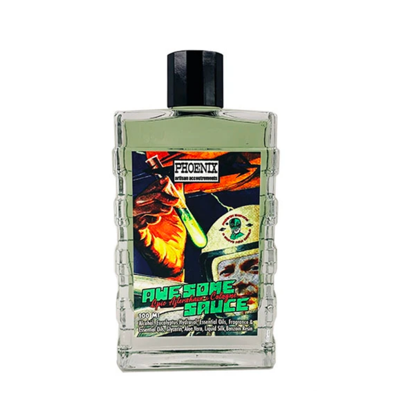 Phoenix Artisan Accoutrements - Aftershave Cologne - Awesome Sauce