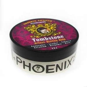 Phoenix Artisan Accoutrements - Shaving Soap - Tombstone