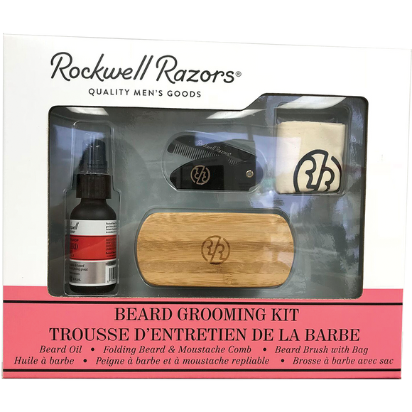 Rockwell Razors Beard Grooming Kit
