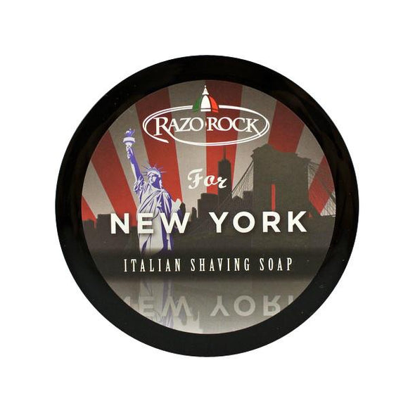 RazoRock For New York Italian Shaving Soap