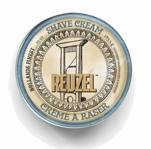 Reuzel - Shave Cream - Extra Large Tin 10oz