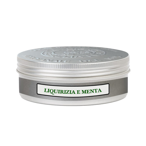 Saponificio Bignoli Shaving Cream - Licorice and Mint