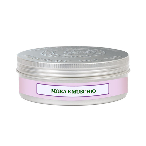 Saponificio Bignoli Shaving Cream - Mora and Musk