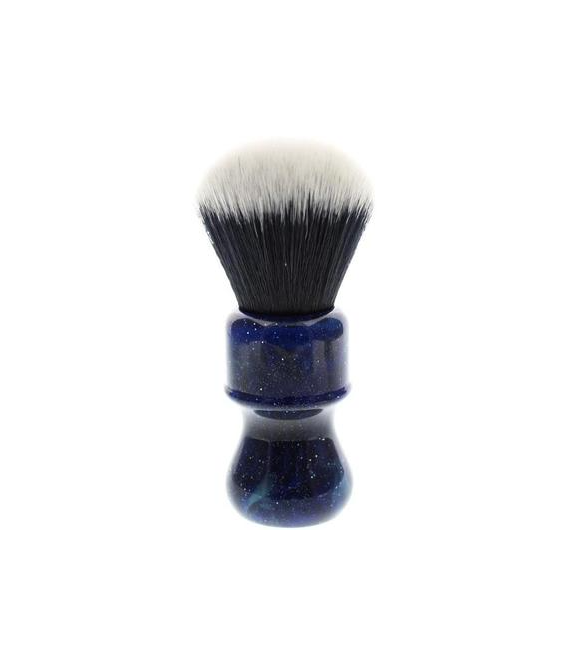 Yaqi Mysterious Space Color Tuxedo Knot Men Shaving Brush