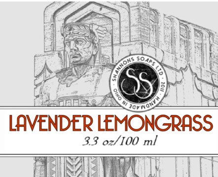 Shannon's Soaps - Aftershave Splash - Lavender Lemongrass