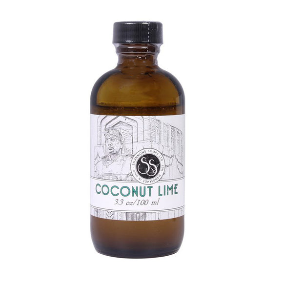 Shannon's Soaps - Aftershave Splash - Coconut Lime