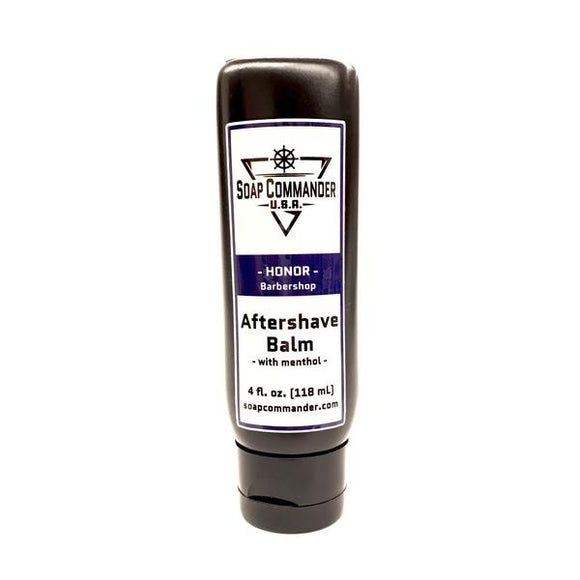 Soap Commander - Aftershave Balm - Honor