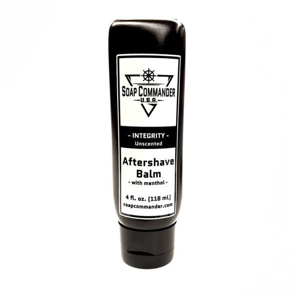 Soap Commander - Aftershave Balm - Integrity