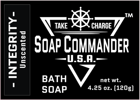 Soap Commander - Bath Soap - Integrity