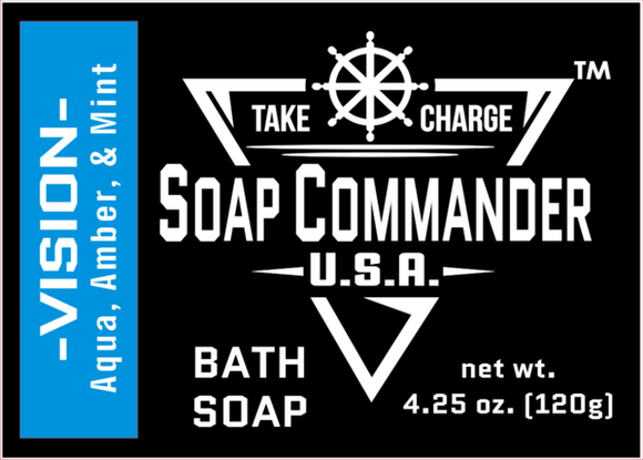 Soap Commander - Bath Soap - Vision