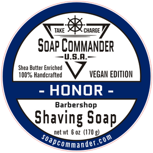 Soap Commander - Shaving Soap - Honor