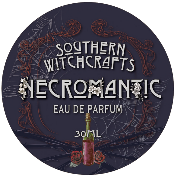 Southern Witchcrafts - Eau de Parfum - Necromantic