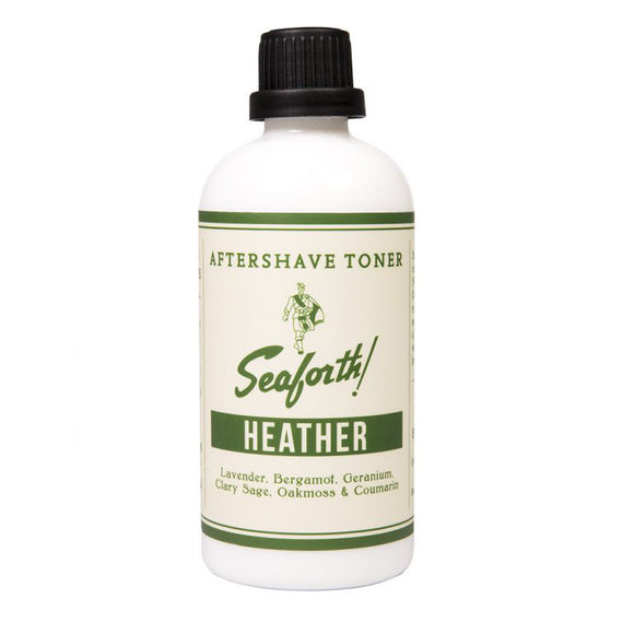 Spearhead Shaving Company - Seaforth - Heather Aftershave Toner