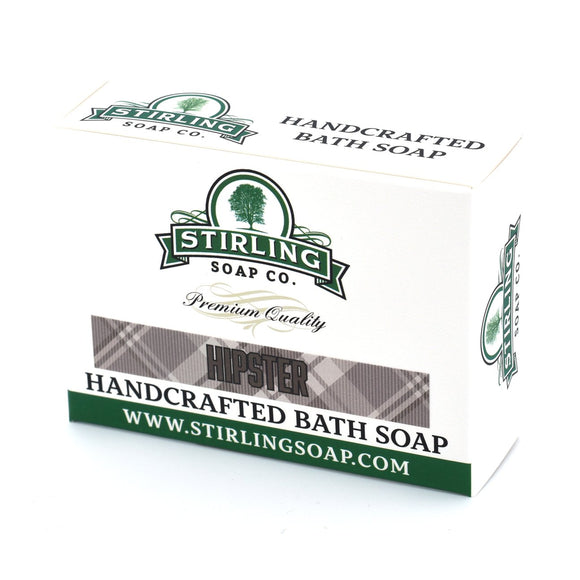 Stirling Soap Company - Bath Soap - Hipster