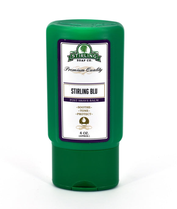 Stirling Soap Company - Post-Shave Balm - Stirling Blu