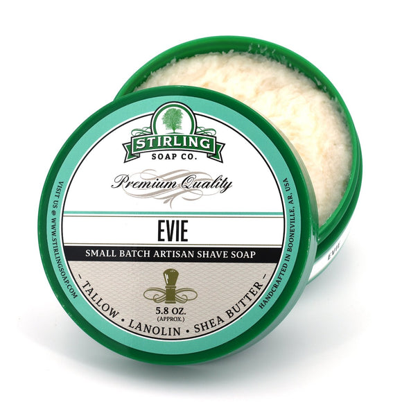 Stirling Soap Company - Shave Soap - Evie
