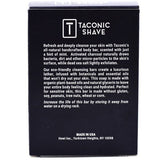 Taconic - All Natural Body Cleansing Bar - Activated Charcoal
