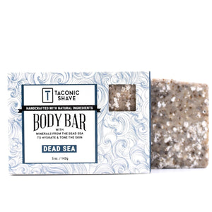 Taconic - All Natural Body Cleansing Bar - Dead Sea