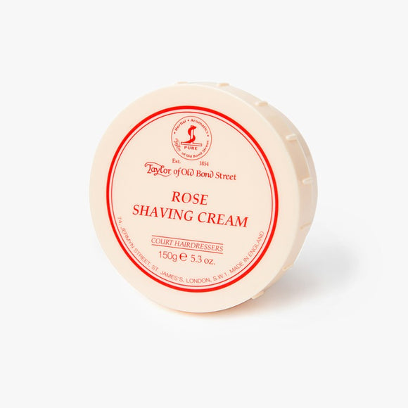 Taylor of Old Bond Street - Rose Shaving Cream
