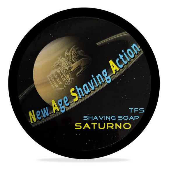 Tcheon Fung Sing - Shaving Soap - NASA Saturno
