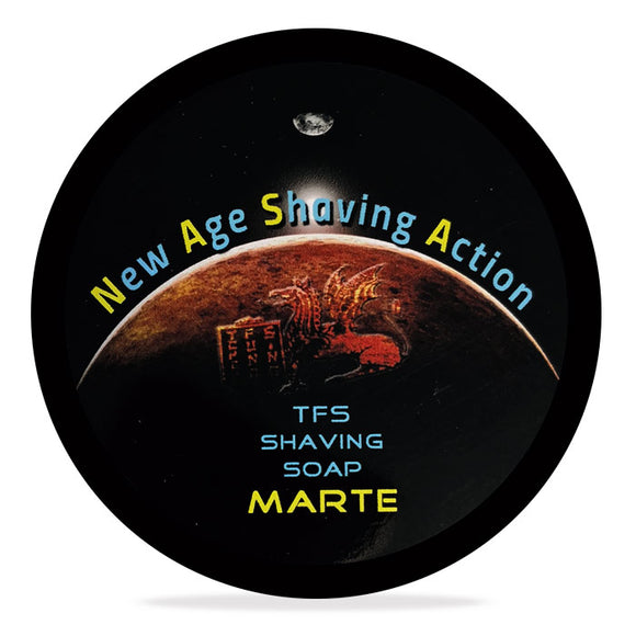 Tcheon Fung Sing - Shaving Soap - NASA Mars