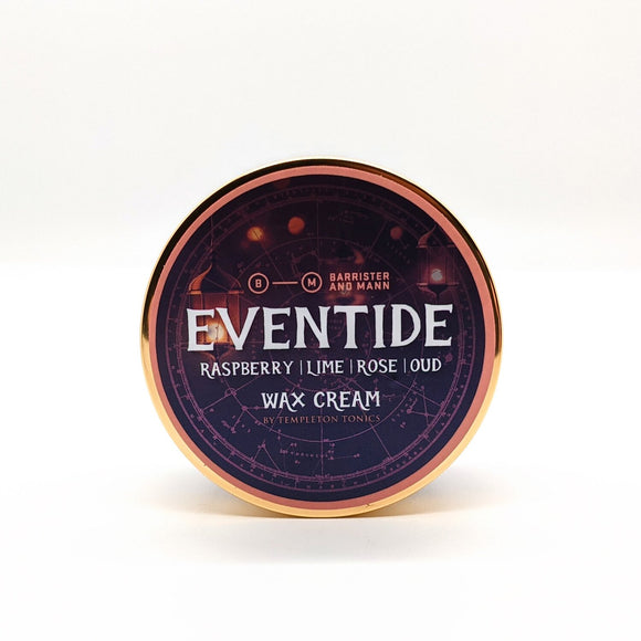 Templeton Tonics - Eventide Wax Cream - Barrister And Man Collaboration