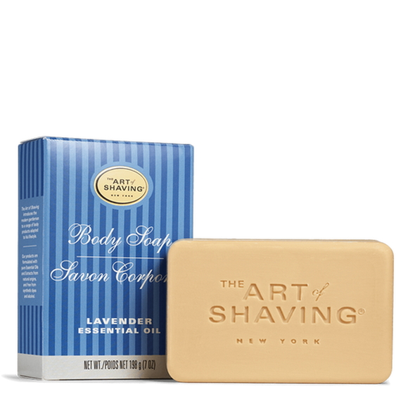 The Art of Shaving - Body Soap - Lavender