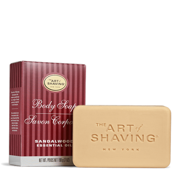 The Art of Shaving - Body Soap - Sandalwood