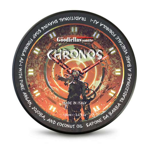 The GoodFellas Smile - Chronos - shaving soap 150ml