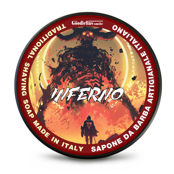 The GoodFellas Smile - Shaving Soap - Inferno