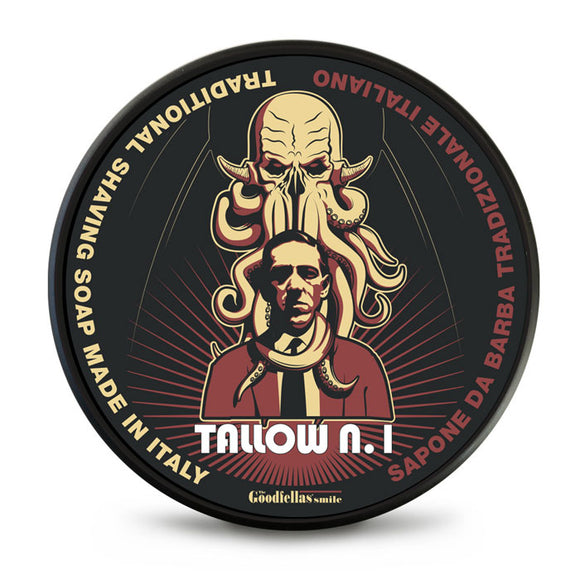 The GoodFellas Smile - Tallow  N ° 1  - Shaving Soap 100ml