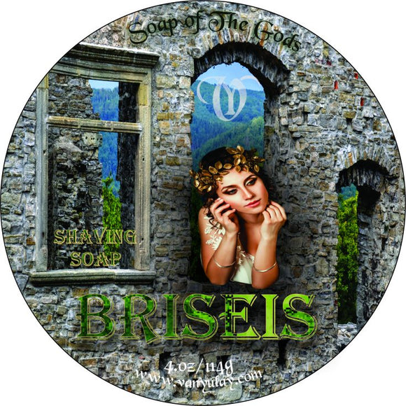 Van Yulay - Artisan Shaving Soap - Briseis