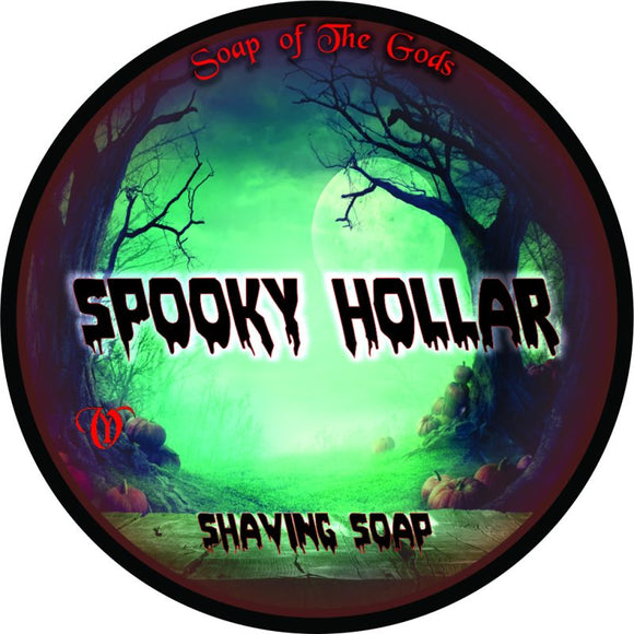 Van Yulay - Artisan Shaving Soap - Spooky Hollar