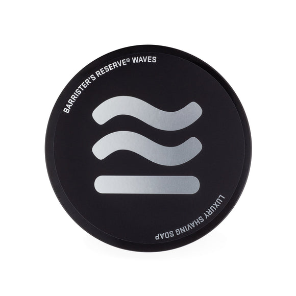 Barrister and Mann Barrister's Reserve® Waves Shaving Soap