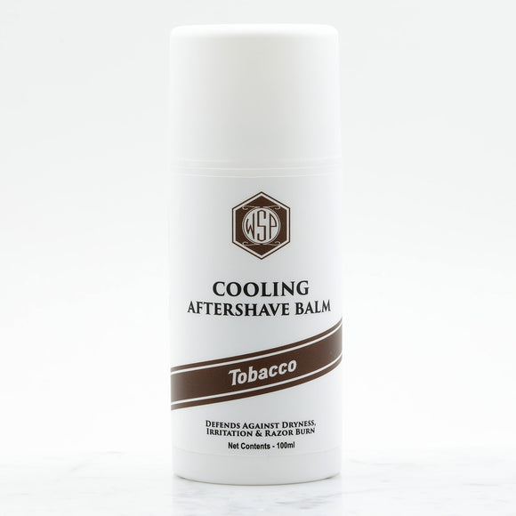 Wet Shaving Products - Cooling Aftershave Balm  - Tobacco
