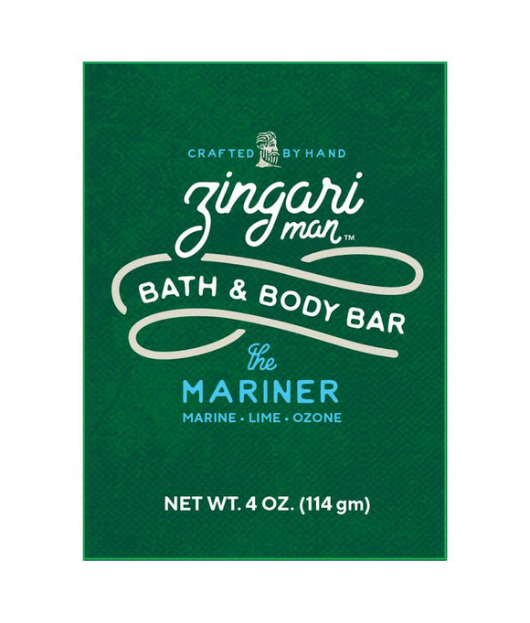 Zingari Man - Bath Soap - The Mariner