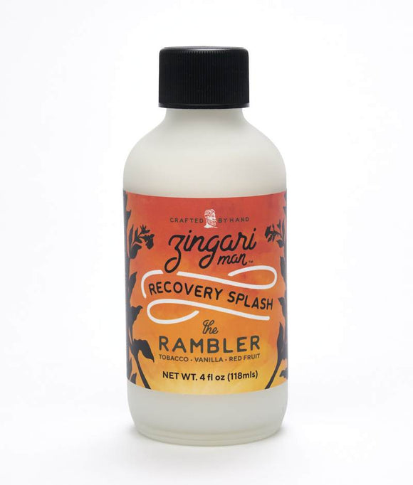 Zingari Man - Recovery Aftershave Splash - The Rambler