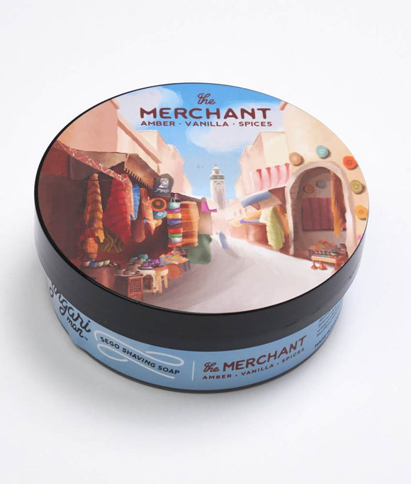 Zingari Man - Sego Shaving Soap - The Merchant